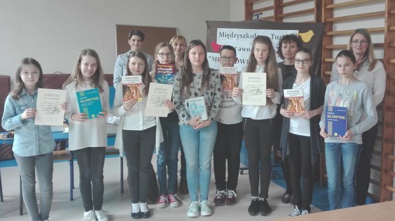 II Międzyszkolny Turniej Poprawnej Polszczyzny