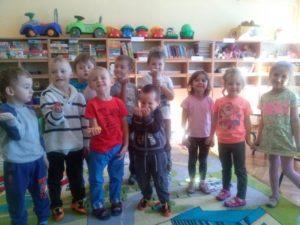 Dzień Chłopaka w Oddziale Przedszkolnym