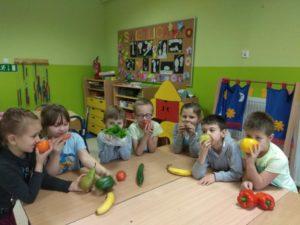 Warzywa i owoce dają super moce!
