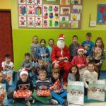 Mikołaj w szkole podstawowej