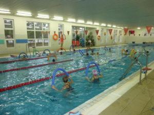 Przedświąteczny aqua aerobic :)