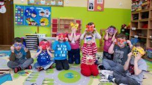 Ferie w przedszkolu – dzień 1