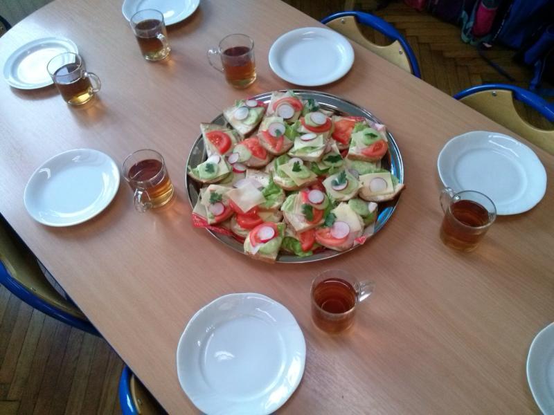 Zdrowe śniadania przedszkolaków