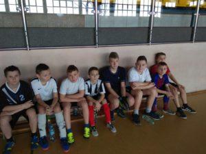 Eliminacyjne zawody w piłce nożnej klas I – VI