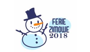 Harmonogram akcji – Ferie w mieście