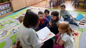 Ferie w przedszkolu – dzień 2