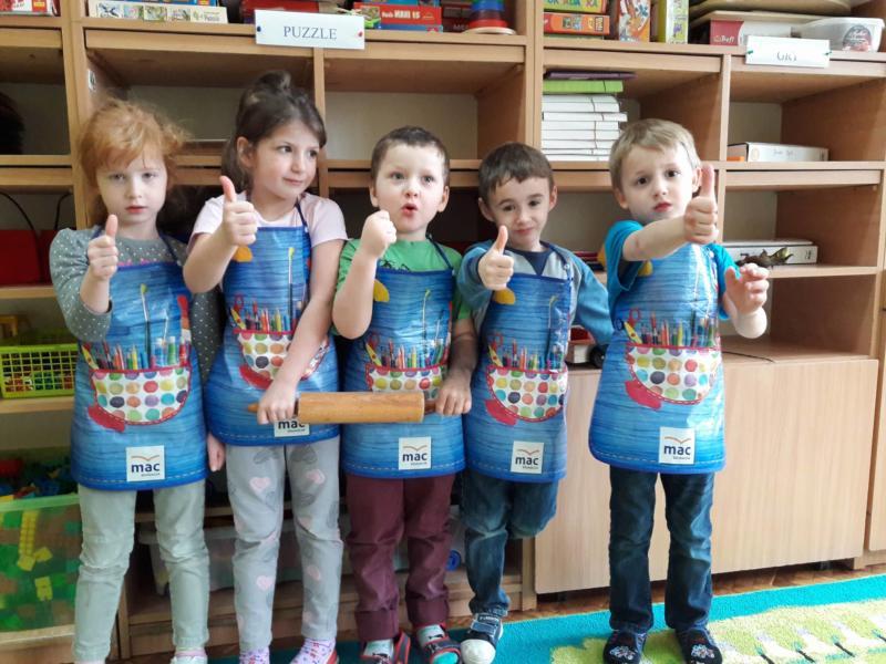 Ferie w przedszkolu - dzień 5