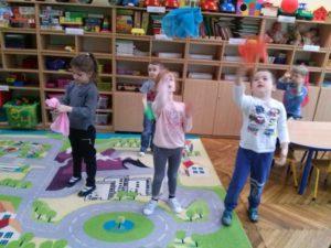 Ferie w przedszkolu – dzień 4