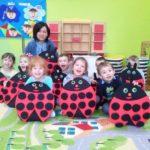 Kolorowe zajęcia edukacyjne