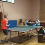 XVI Miejsko - Gminne Grand - Prix Kłobucka w tenisie stołowym