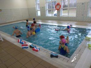 Mikołajkowe gry i zabawy w wodzie