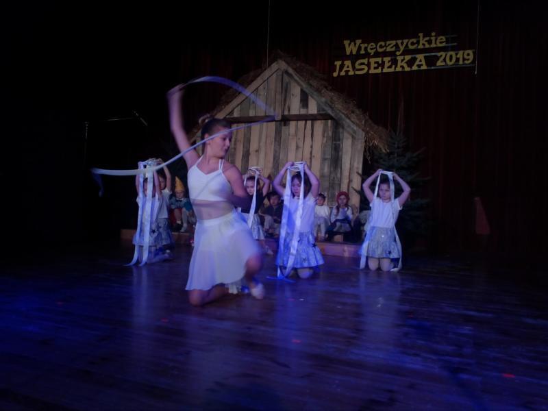 Wręczyckie Jasełka 2019