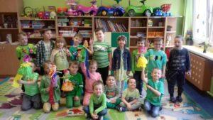 Pierwszy Dzień Wiosny w przedszkolu