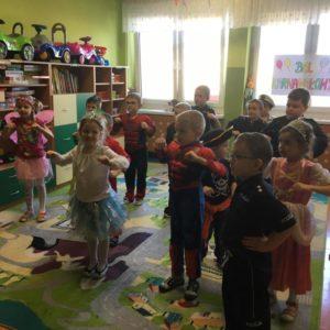 Bal karnawałowy przedszkolaków :)