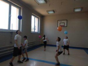 SKS – Ćwiczymy z balonami :)
