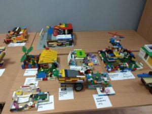Świąteczne warsztaty Lego dla Laureatów konkursu