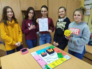 Innowacja! Gra planszowa na języku polskim!