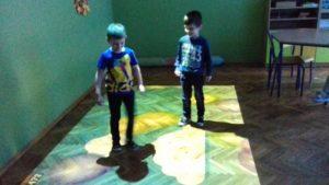 Przedszkolaki na magicznym dywanie…