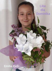 Lilie dla świętego Dominika