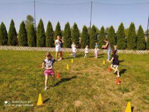 Wychowanie fizyczne w przedszkolu